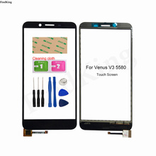 Touch Panel For Venus V3 5580 Front Glass Digitizer Touch Screen Sensor Front Glass Tools