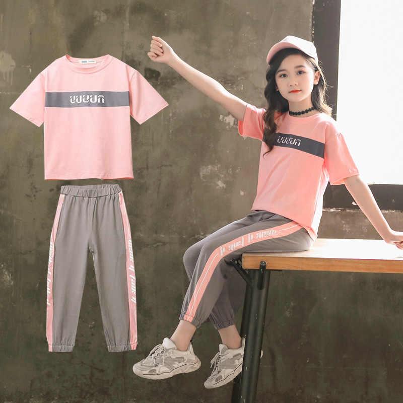 Toddler Baby Girls Summer Clothes Short Sleeve Outfits Mesh T-Shirt Tops /& Short Sets Sportswear