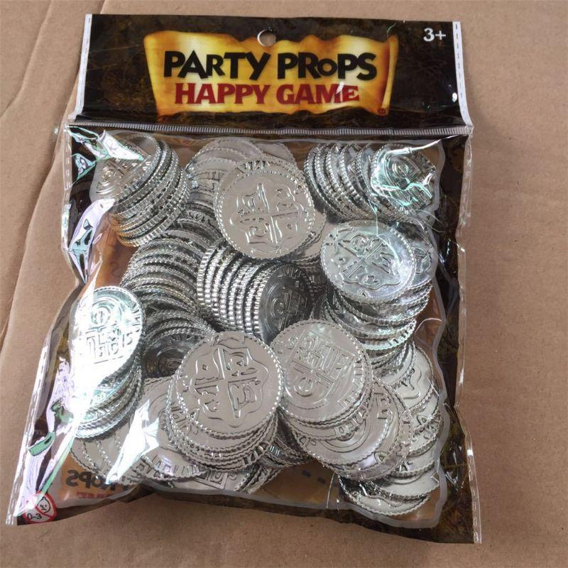 100-pieces-pirate-jeu-de-tresor-jetons-de-font-b-poker-b-font-plaque-or-en-plastique-font-b-poker-b-font-casino-piece-de-monnaie