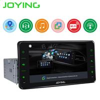 Car Radio Multimedia Single 1 din Android 8.1 Audio Player Navigation GPS Universal Quar Core 6.2 Autoradio with Mirror Link