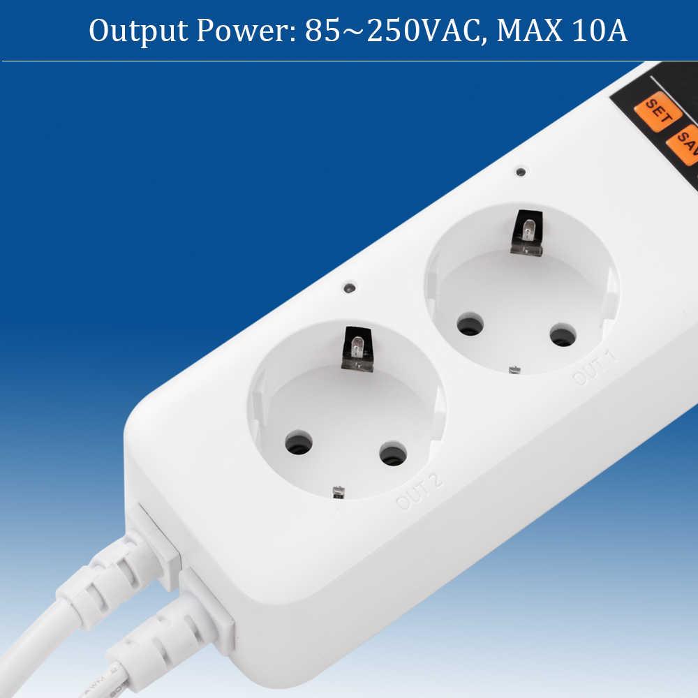 Pymeter デジタルサーモスタット PID 温度コントローラデジタル温度計温度調節加熱サーモスタットインキュベーターのための