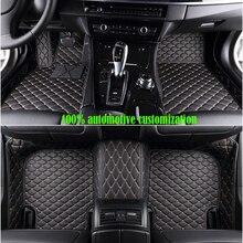 custom car floor mats for honda civic accord city jazz crv elysion spirior odyssey insight auto accessories car mats