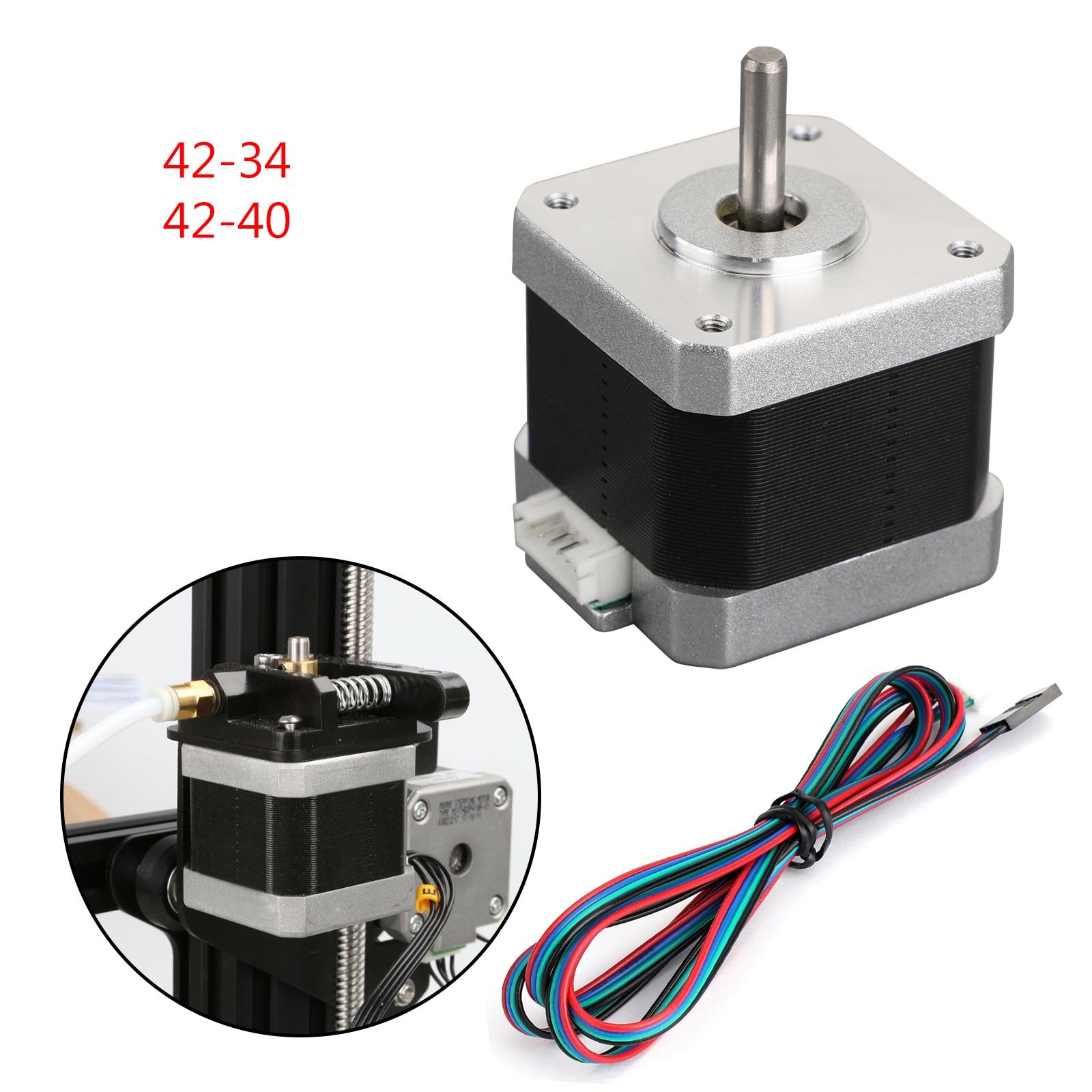3D принтер Areyourshop, 42, 40, 42, 34 X/Y/Z/E шаговый двигатель для 3D Creality Ender 3 Pro, CR-10