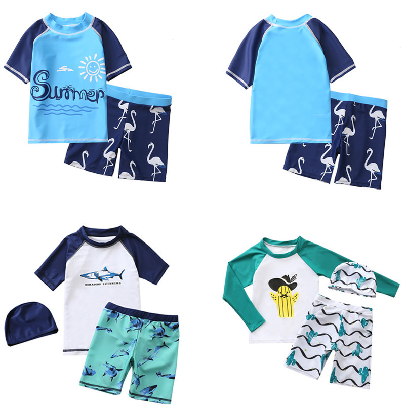 best top boy swimwear two brands and get free shipping - a817
