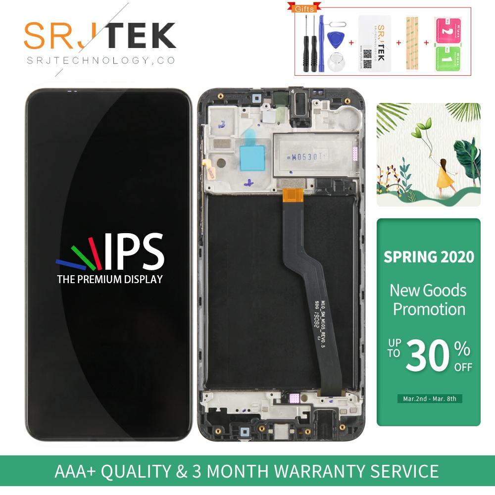 IPS For <font><b>Samsung</b></font> A10 Display A105 Touch Screen Digitizer Sensor Glass Assembly For <font><b>Samsung</b></font> A10s <font><b>LCD</b></font> A107 For Galaxy <font><b>M10</b></font> M105 <font><b>LCD</b></font> image