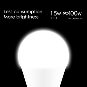 Image 2 - 15W E27 Smart LED Bulb WIFI Control Equal to 100W Incandescent Lamp Warm or Cool White Light Compatible Alexa and Google Home