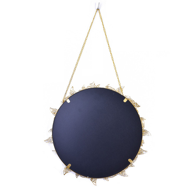 Nordic style Golden Hanging Mirror Butterfly Hanging  Mirror  6