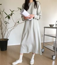 Lot de 20 robes Tencel de styliste coréen, en tissu de haute qualité, élégantes et à la mode, polyvalentes, en Stock