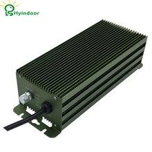Цифровой 600 Вт ЕС PLUG балласты для внутреннего сада плантатор лампы для выращивания HPS MH электронные лампы с регулируемой яркостью