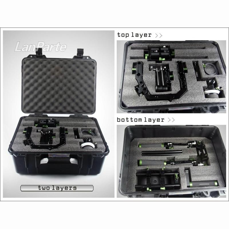 Lanparte Simple suite Shading bucket ABS kluis speciaal op maat gemaakt voor lanparte suite koffer beschermende gereedschapskoffer