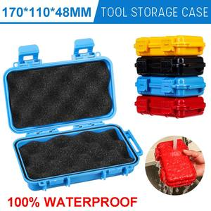 Waterproof Boxes Sealed-Containers Airtight-Case-Holder Storage Matches-Tools Travel