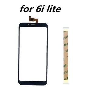 Image 1 - חדש 5.5 אינץ עבור INOI 6i לייט מסך מגע זכוכית חיישן פנל עדשת זכוכית החלפה עבור INOI 6i לייט סלולרי טלפון