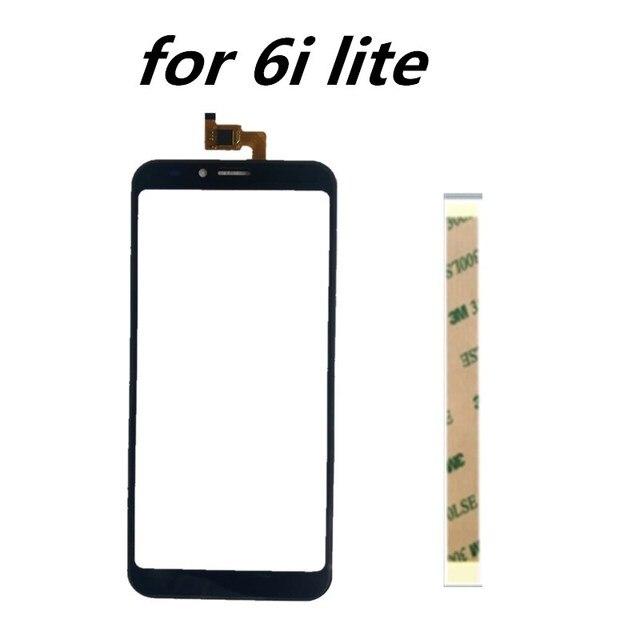 חדש 5.5 אינץ עבור INOI 6i לייט מסך מגע זכוכית חיישן פנל עדשת זכוכית החלפה עבור INOI 6i לייט סלולרי טלפון