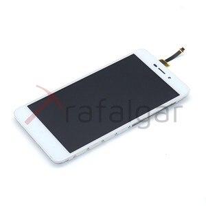 Image 2 - טרפלגר LCD עבור Xiaomi Redmi 4A LCD תצוגת Redmi 4X תצוגת מגע מסך לxiaomi Redmi 4A תצוגה עם מסגרת טלפון להחליף