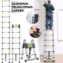 Drywall Ladder Telescopic Single-Extension-Ladder Retractable Home-Tools Foldable Multifunctional