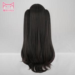 Image 3 - 【AniHut】Tohsaka Rin Wig Fate Grand Order Cosplay Wig FGO Cosplay Tohsaka Rin Long Straight Hair
