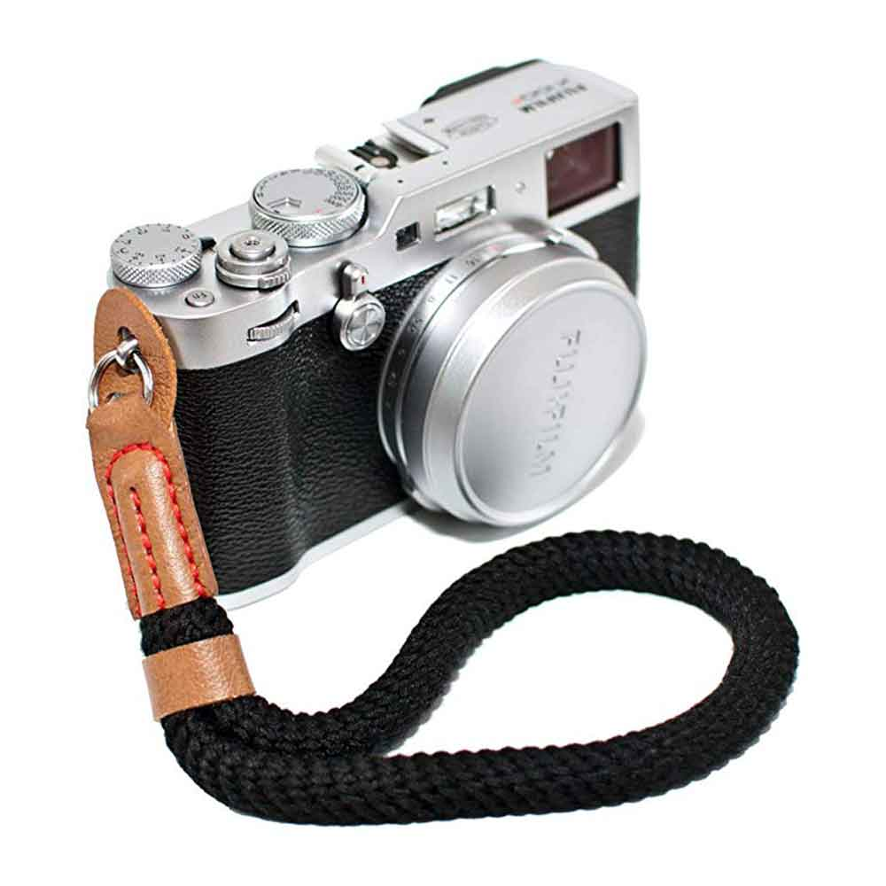 Color : Green Strap Camera Belt Accessory Camera Strap Leather Wrist Nylon Rope Camera Hand Wrist Strap Band Lanyard for SLR Camera Belt Durable