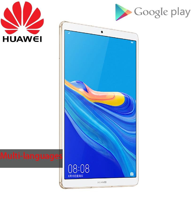 Планшетный ПК Huawei Mediapad M6, Восьмиядерный процессор Kirin 980, 4 Гб ОЗУ, 64 Гб ПЗУ, экран 8,4 дюйма 2560*1600 IPS, Android 10,0, двойной Wi-Fi, BT 5,0