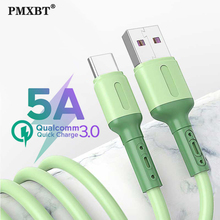 USB Type C Cable for Samsung S20 5A Quic