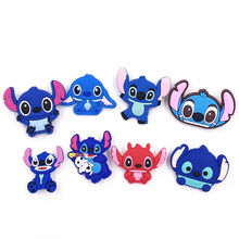 8PCS Lilo & Stitch Long Ear Monster การ์ตูนสัตว์(China)