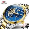 TEVISE Automatic Watch 2019 Tourbillon Mechanical Watches Men Watch Business Wristwatch Male Skeleton Watch montre homme 2019