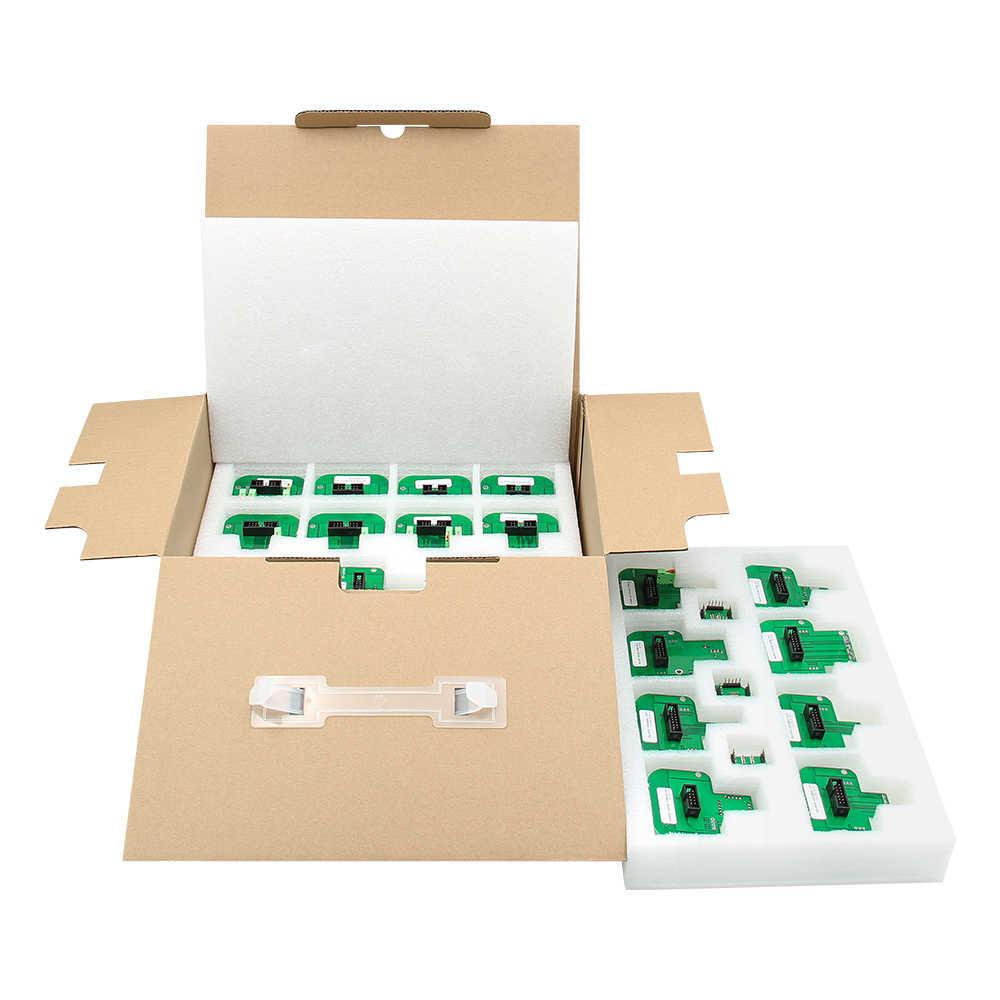 BDM rama 22 sztuk Adapter BDM ECU programista OBD OBD2 samochodów diagnostyczne Auto narzędzie ECU Tuning flasher tester dla BDM 100 KTAG KESS V2