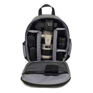Image 2 - กล้องกันน้ำกระเป๋ากล้อง BackpackDSLR ขาตั้งกล้องแบบพกพากระเป๋าเลนส์กระเป๋ากล้องวิดีโอสำหรับ Canon Nikon SONY Xiaomi แล็ปท็อป