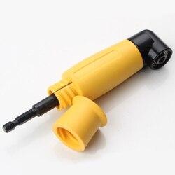 Adapter kątowy kątowy łatwo zwalnia i blokuje wiertła narzędzie 90 stopni narożnik elektryczny uchwyt wiertarski prawy uniwersalny Bit