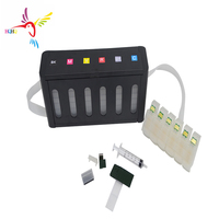 Empty Continue ink system T314XL for Epson XP15000 printer XP15000 CISS INK SYSTEM with one time chip and without ink for epson