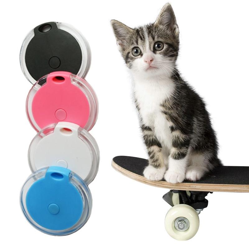 Haustier Hund Katze GPS Tracker Smart bluetooth Wireless Locator Anti-verloren Tracker Alarm Spy Mini Tracking Finder Gerät Auto tracker