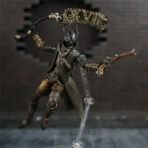 "Image 3 - Game Bloodborne Hunter 6"" Action Figure 1/12 15cm Figures KOs FGM 367 MF Masaki APSY Doll Toys Model Figurine"