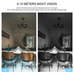 Image 3 - JOOAN ענן אלחוטי Carmera IP HD 1080P ראיית לילה 3D ניווט חכם מצלמה עבור אבטחת בית מעקבים