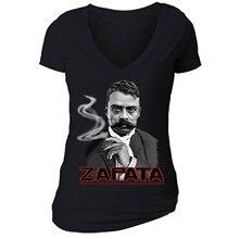 Emiliano Zapata-Camiseta de la Revolución Mexicana, Morelos, líder, zapato, patrón, Jefe(1)