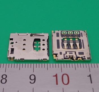Generic 10pcs//lotSim Card Holder Socket Reader Connector for Lenovo s858t S858 Slot Tray Module