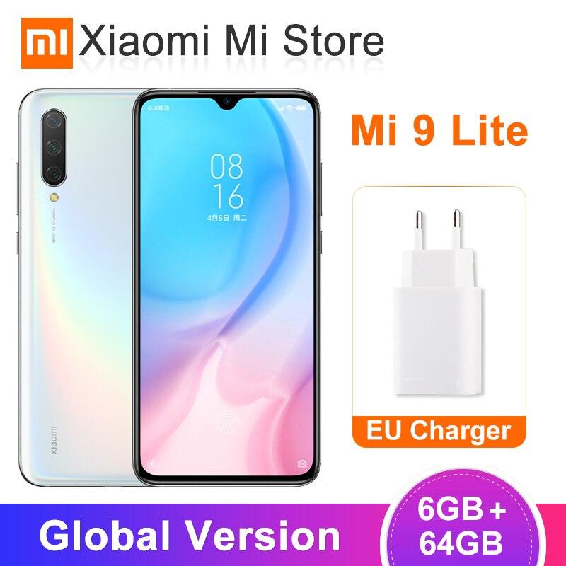 Global Version Xiaomi Mi 9 Lite 6GB RAM 64GB ROM Smartphone Snapdragon 710 Octa Core 48MP Triple Camera 4030mAh NFC 6.39