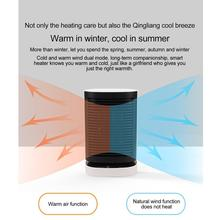 Rotatable Mini Heater Desktop Mute Heater Thermostat Office Dormitory Home Mini Heater Personal Space Warmer Fan цена и фото