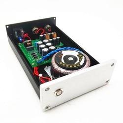 50W 3.5A DC 5V 9V 12V 15V 24V podwójne wyjście 3 poziom filtr regulowany zasilaczem poza TL431 zasilacz dla DAC amp|Adaptery AC/DC|Elektronika użytkowa -