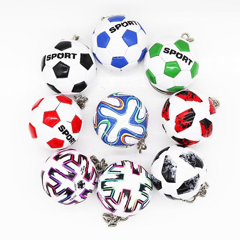 3D спортивные футбольные брелоки, сувениры, брелок для мужчин, для футбольных фанатов, подвеска, подарки для парней