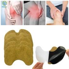 20PCS Wermut Extrakt Knie Schmerzen Gips Muscle Joint Schmerzen Linderung Rheumatoider Arthritis Selbst Heizung Pflanzliche Medizinische Patch