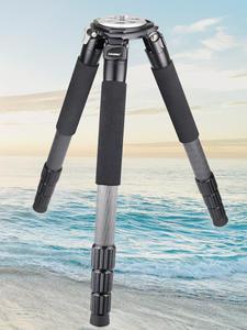 RT90C высокоуровневый штатив из углеродного волокна, профессиональная подставка для камеры для наблюдения за птицами, 40 мм, трубка 40 кг, адапт...