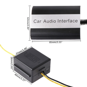 Image 3 - 2020 New Handsfree Car Bluetooth Kits MP3 AUX Adapter Interface For Volvo HU series C70 S40/60/80 V40 V70 XC70