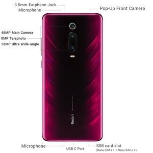 "Image 5 - Xiao mi mi 9T Rot mi K20 6GB 128GB Globale Version Smartphone Snapdragon 730 48MP Kamera 4000mAh 6,39 ""AMOLED display popup selfie"