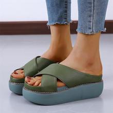 Женские туфли на толстой резиновой подошве в стиле панк; Тапочки