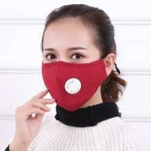 Anti Pollution Mask Dust Respirator Washable Reusable Masks Unisex Mouth Muffle X5XC