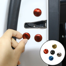 12pcs car accessories stainless steel screw decorative protective cover for Suzuki