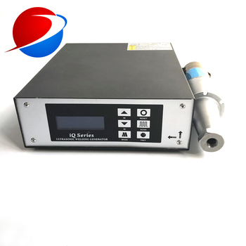 15K 2000W Ultrasonic Welding Generator And Transducer Used For N95 Surgical Mask Welding Machine