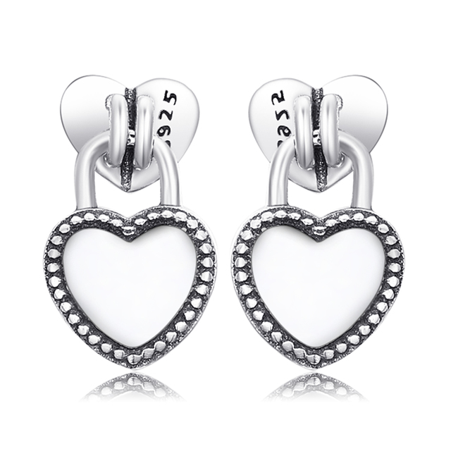 Love Lock Earrings
