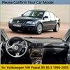 Dashboard Cover Protective Pad for Volkswagen VW Passat B5 B5 5 1996 2005 Accessories Dash Board Sunshade Anti-UV Carpet 2000 discount