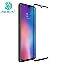 for Xiaomi Mi 9 vidrio para for Xiaomi Mi9 SE Protector de pantalla de vidrio templado Nillkin CP + vidrio de cubierta completa para Xiaomi mi 9 explorar