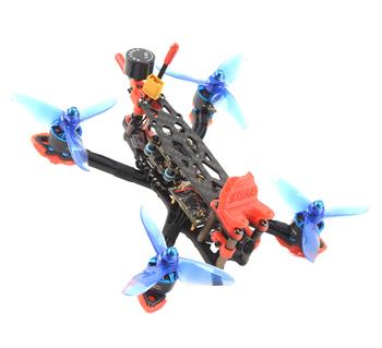SKYSTATS StarLord x3-bnf 145mm F4 OSD 2-4S FPV Racing Drone PNP w Caddx żółw dziecięcy kamera hd 35A BlheliS ESC bezszczotkowy silnik tanie i dobre opinie SKYRC EACHINE 164g as show